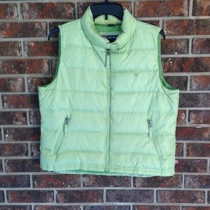 Duck Head Goose Down Puffer Vest Size Large